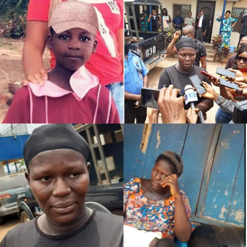 Lady accused of killing her 10-year-old househelp remanded in prison custody