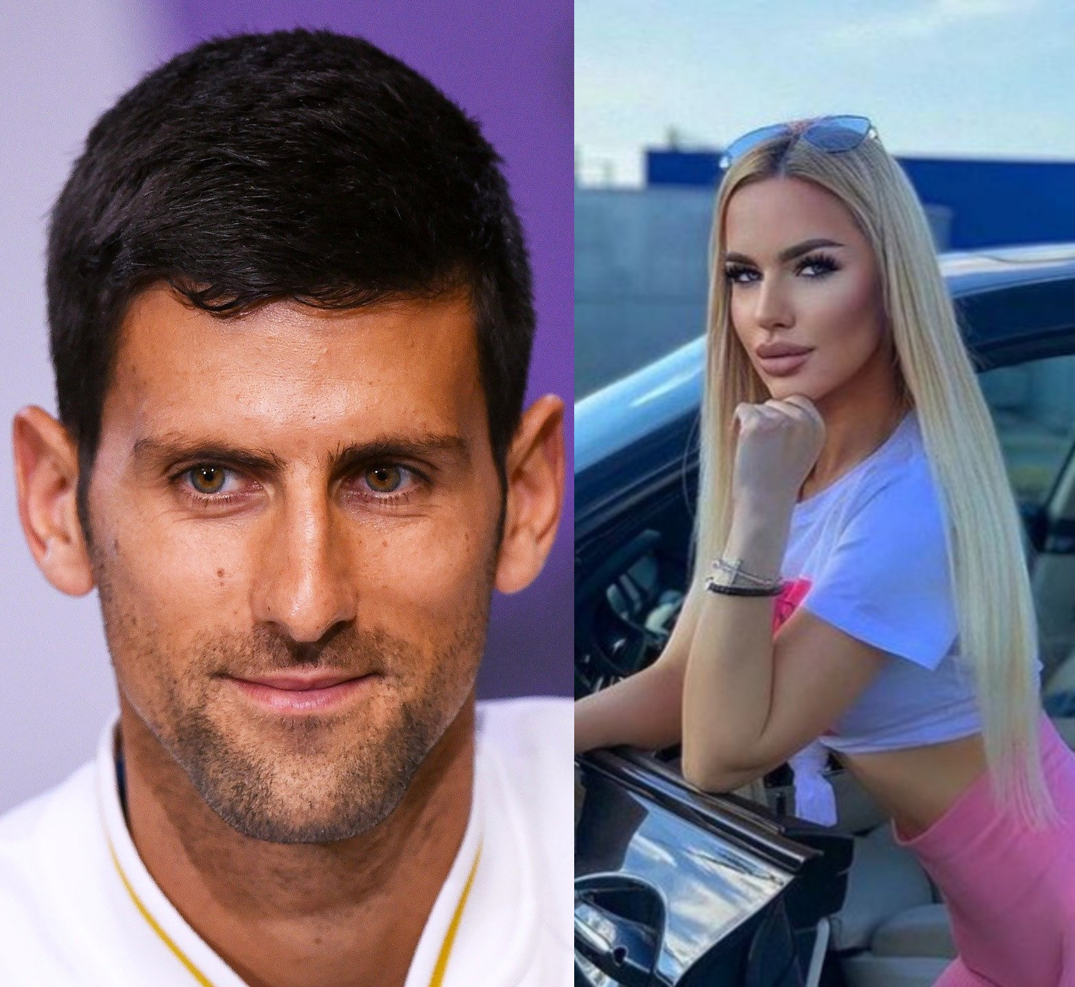 Model reveals she was offered ?52k to seduce tennis ace Novak Djokovic and destroy his marriage to his high school sweetheart