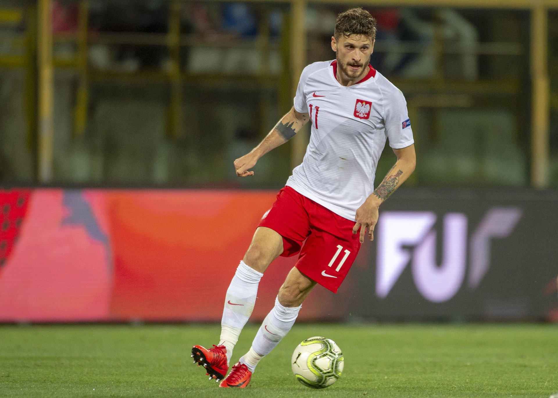 Leeds United star, Mateusz Klich tests positive for coronavirus, ruling him out of Poland