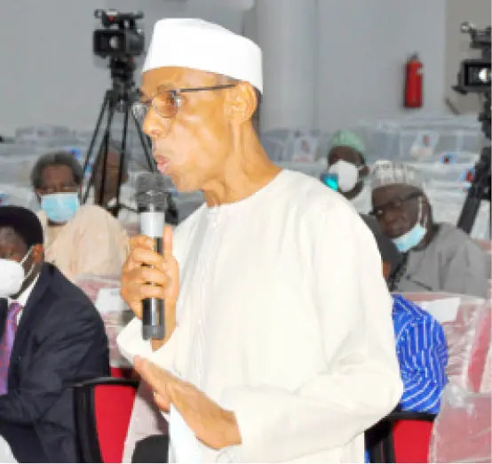 You are too slow - NEF Spokesperson, Hakeem Baba-Ahmed slams President Buhari