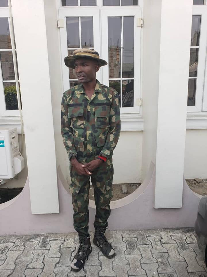 Fake Army officer bags 8 years imprisonment for fraud in Uyo