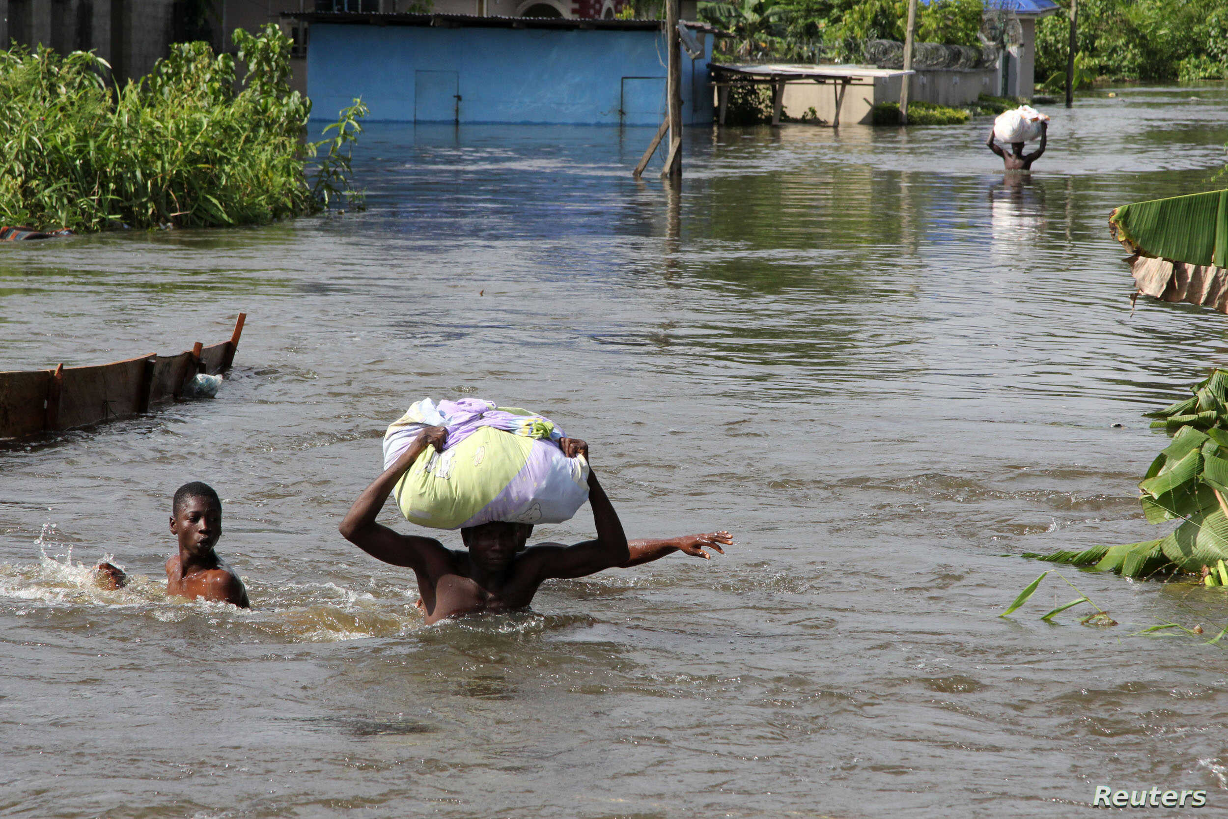 Don?t ignore flood alerts - FG warns states