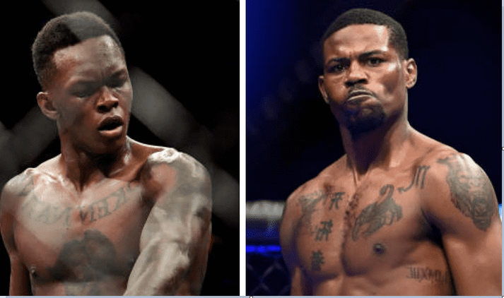 UFC star, Israel Adesanya under fire for