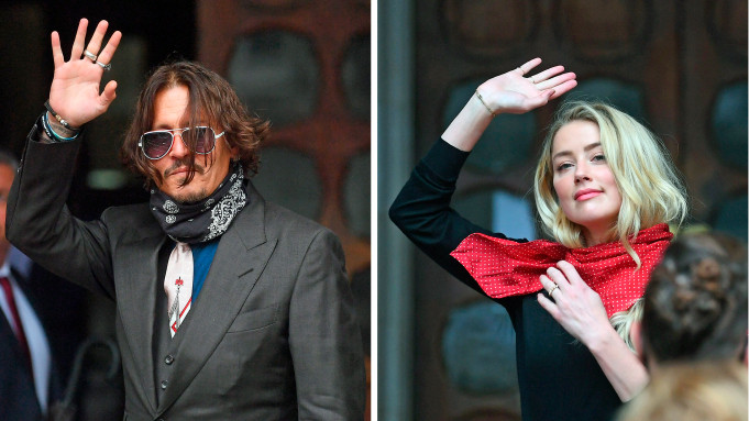 Actor Johnny Depp denied appeal in