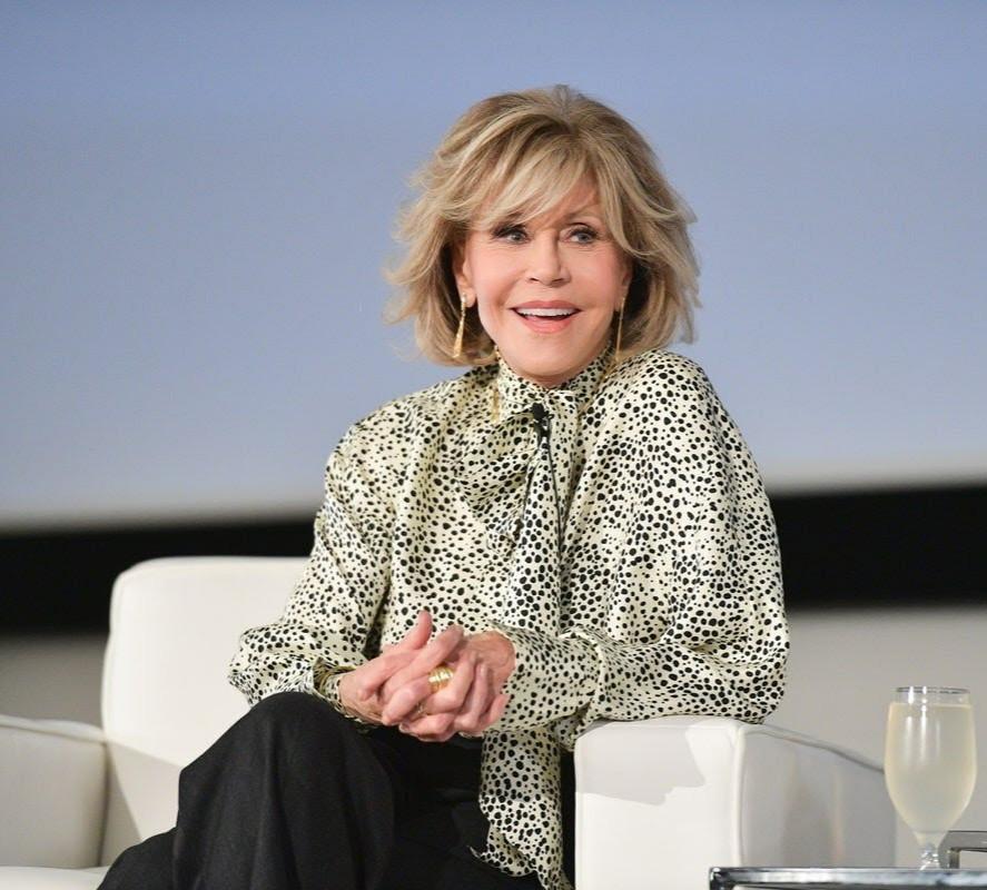 Jane Fonda, 83, says she