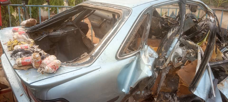 Man dies in fatal accident in Anambra (photos)