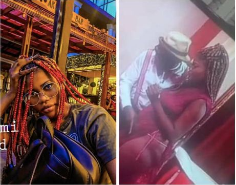 Photos of lady who was fingered on a live TV show by a relationship counsellor surfaces