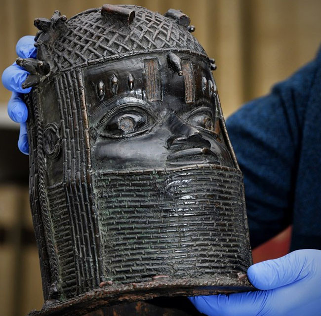 UK University to return stolen Benin Bronze to Nigeria