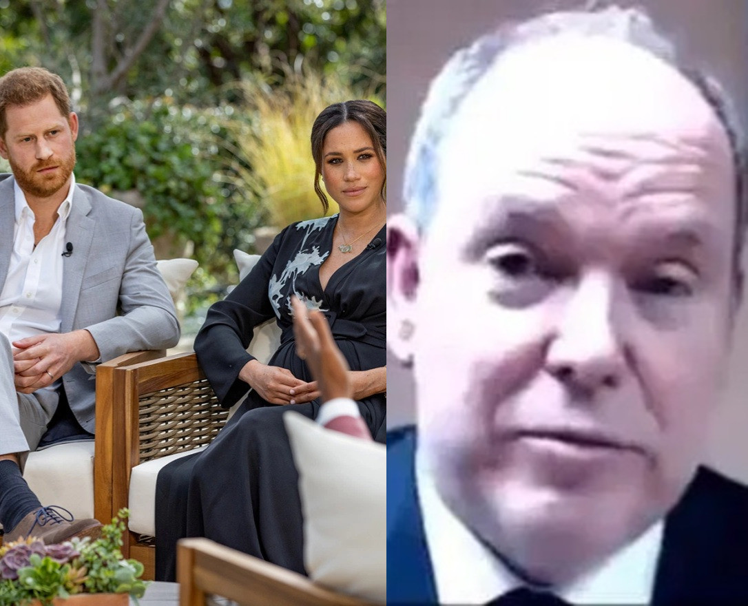 Prince Albert of Monaco slams Prince Harry and Meghan Markle for ?inappropriate? Oprah interview (video)