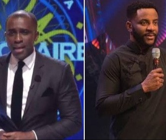 Frank Edoho responds after Twitter users suggested he replaces Ebuka as the host of Big Brother Naija