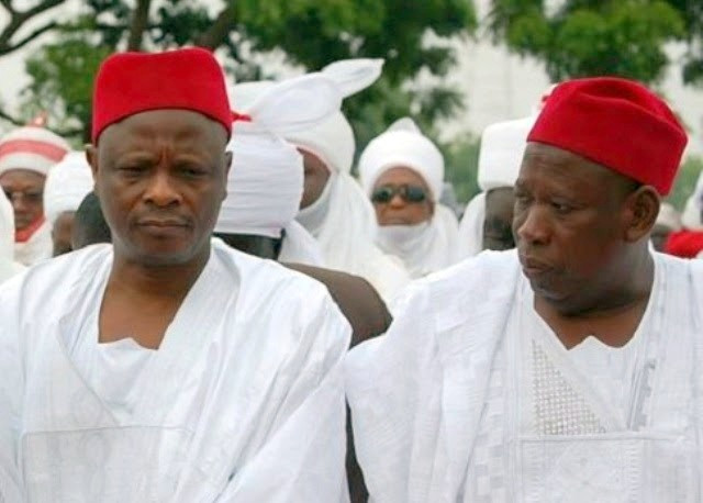 Kano people need more education than flyovers - Kwankwaso tells Ganduje