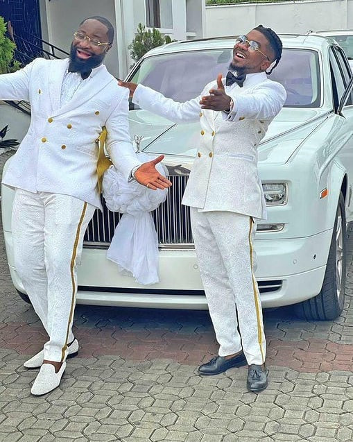 First photos and videos from singer, Harrysong
