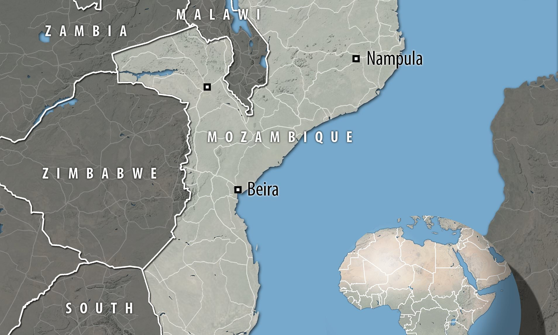 About 60 foreign citizens go missing after Islamist militants attack in Mozambique