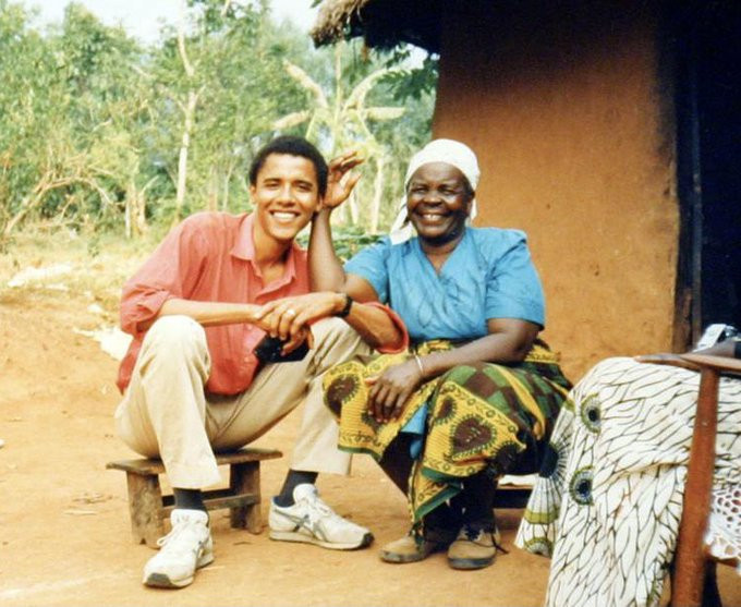 Barack Obama speaks out following the passing of his grandmother, Sarah Obama