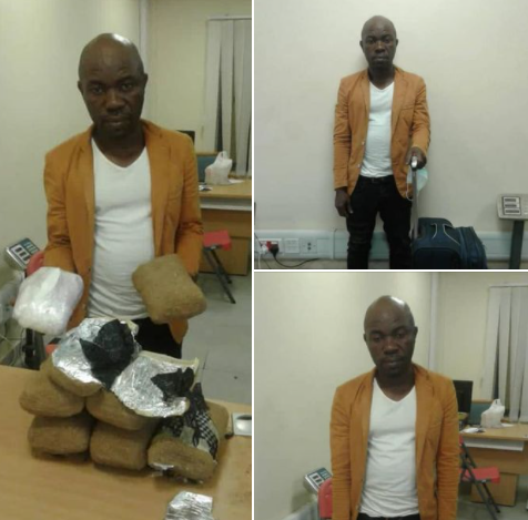NDLEA intercepts over N2bn worth of illicit drugs at Lagos airport