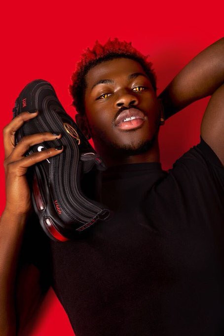 "Nike sues company that partnered with Lil Nas X for his ""Satan Shoes"" with human blood in soles"
