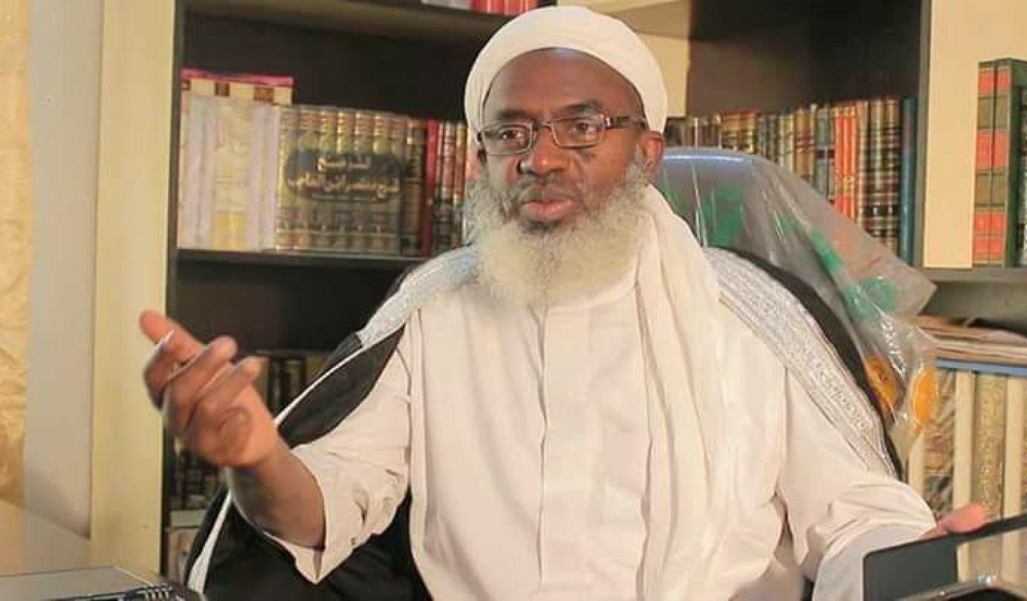 I am not a negotiator for bandits - Sheikh Gumi