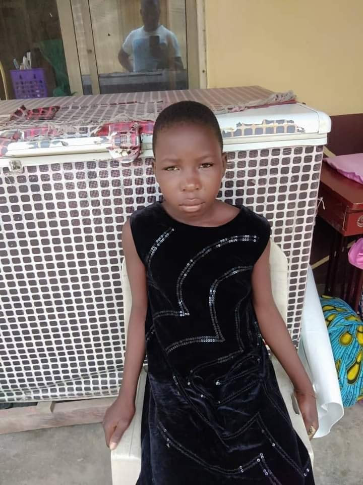 Little girl from Adawama state found stranded after she was brought to Lagos by unknown woman