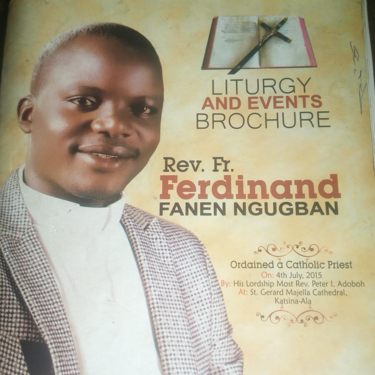 Killers of Catholic priest will be apprehended - Governor Ortom