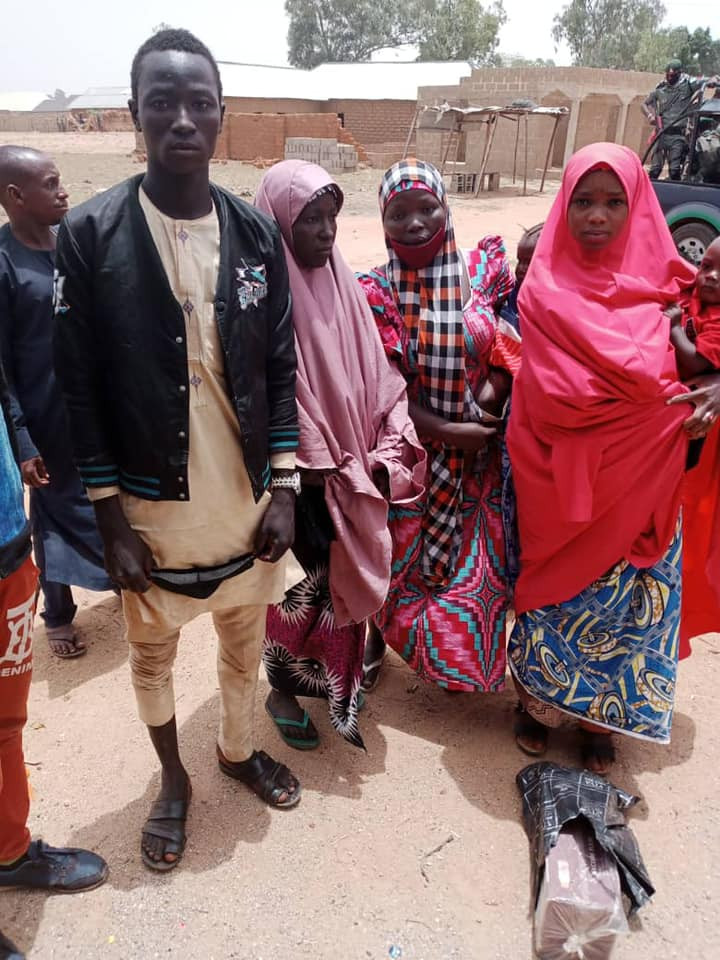 Police foil kidnap attempt in Kaduna, rescue 5 victims including three children