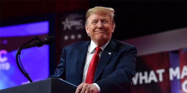 Donald Trump launches a new website after social media bans