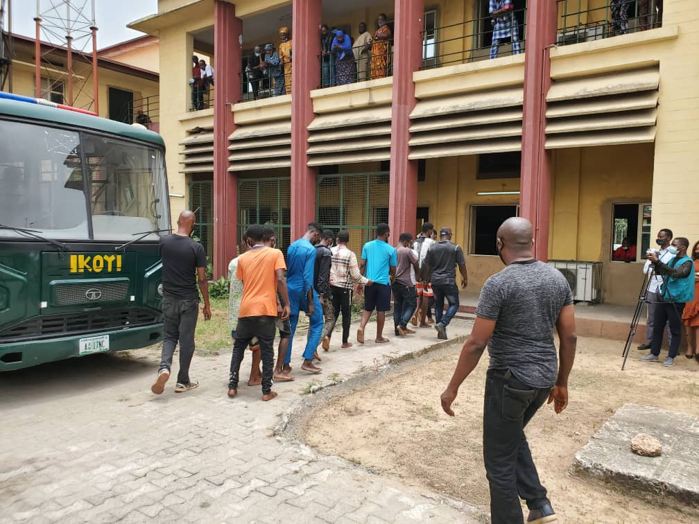 New Lagos anti-cultism law: Lagos police prosecutes 60 suspected cultists