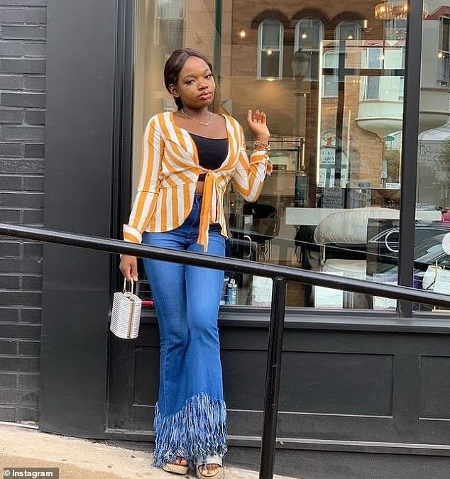 Nigerian beauty queen/PhD student, 24, shot dead in US