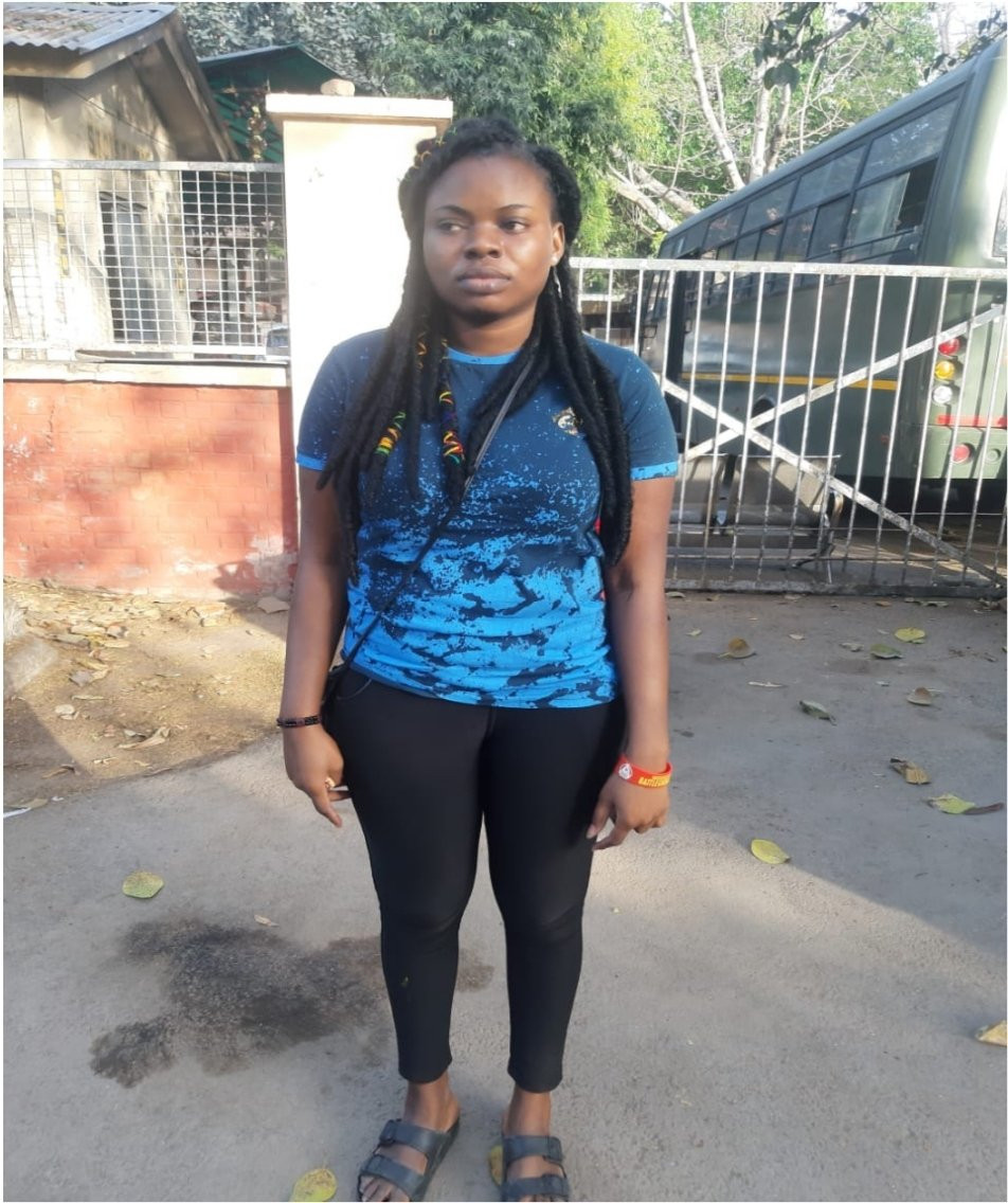 Nigerian woman deported from India for illegal stay