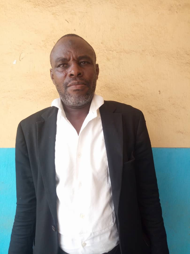 50-year-old fake lawyer arrested in Ogun (photo)