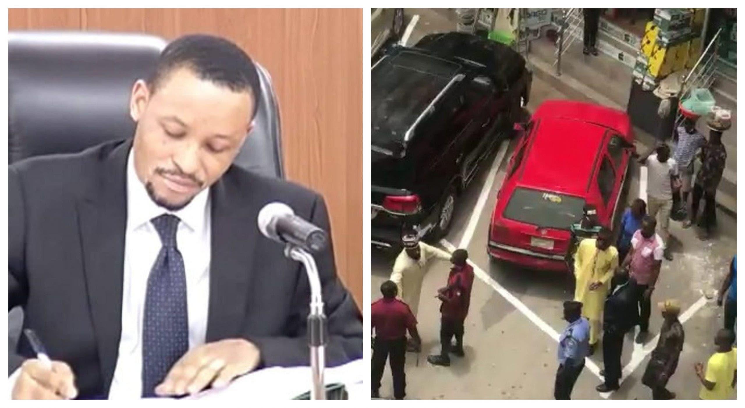 Nigerian Bar Association to investigate assault scandal involving CCT Chairman