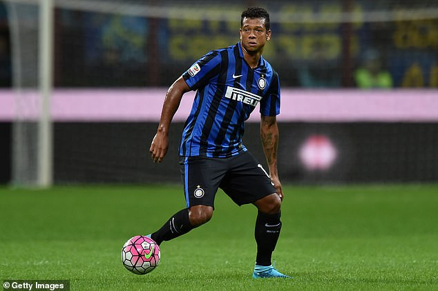 Shocking video of ex-Inter Milan star Fredy Guarin covered in blood and being dragged away by police after