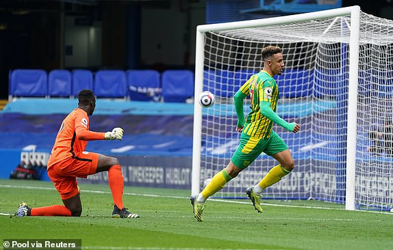 Chelsea 2 - 5 West Bromwich : Thomas Tuchel suffers first defeat as Chelsea manager in 7 goal thriller