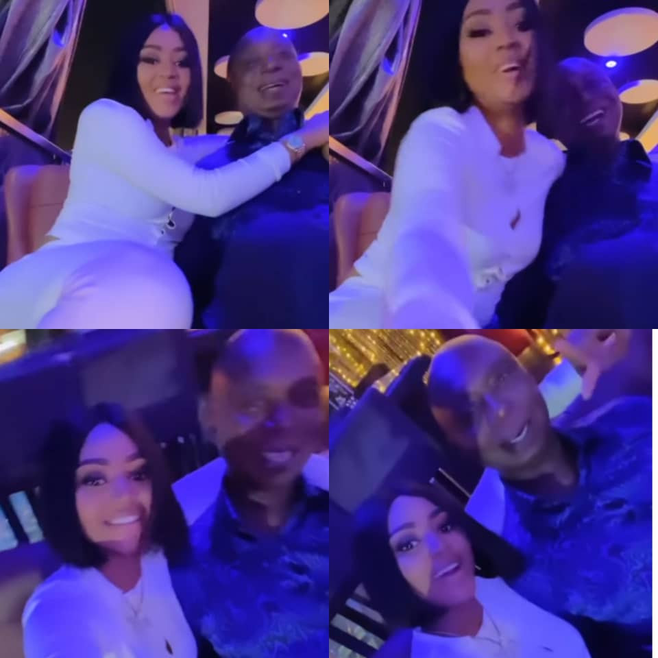 Regina Daniels shares lovely video of with her husband, Ned Nwoko