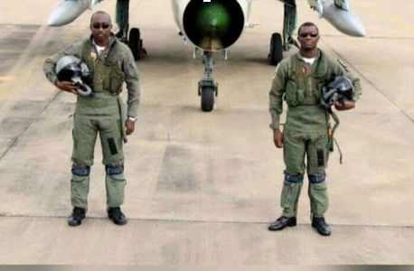 """Serving his country was all he wanted to do since he was 9"" - Sister of missing NAF Alpha-Jet"