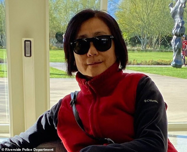 Asian woman, 64, is stabbed to death while walking her dogs in California?