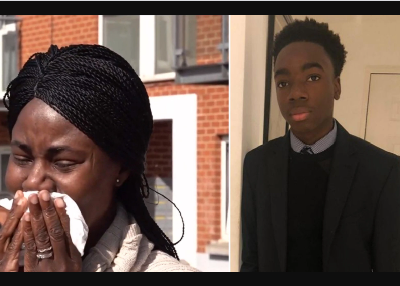 Mother of missing Nigerian student Richard Okorogheye ,19, says she feels