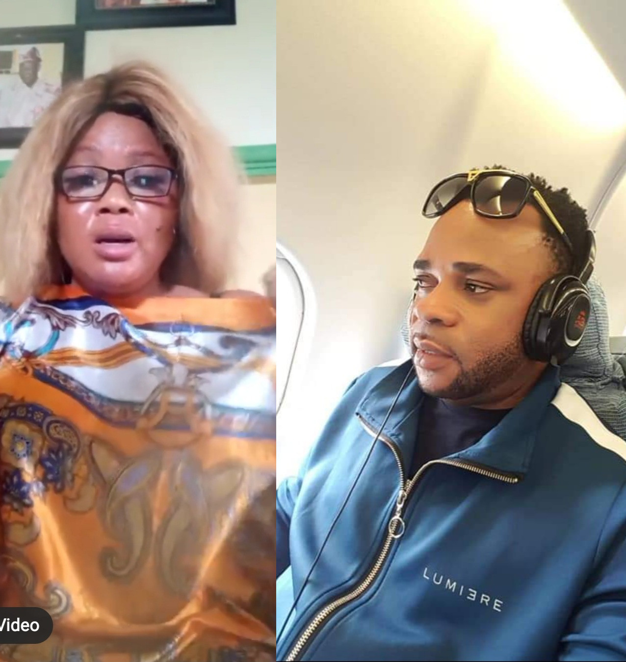 """""""I dated a married man, but he was the one who lured me into it"""" Actress Francis Odigie says as she begs Nigerians to force her alleged baby daddy to take responsibility for their child"""