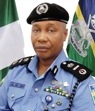 Breaking: President Buhari appoints Usman Alkali Baba as acting IGP
