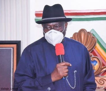 Goodluck Jonathan gives reason for Nigeria