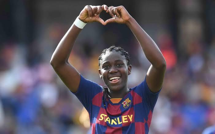 Barcelona confirm successful surgery on Asisat Oshoala