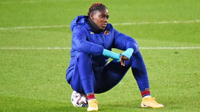 Barcelona confirm successful surgery on Asisat Oshoala