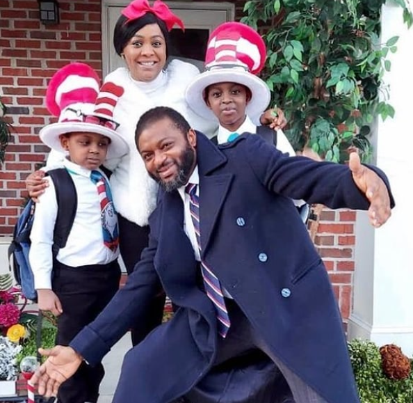 Comedienne, Helen Paul shares lovely family photos