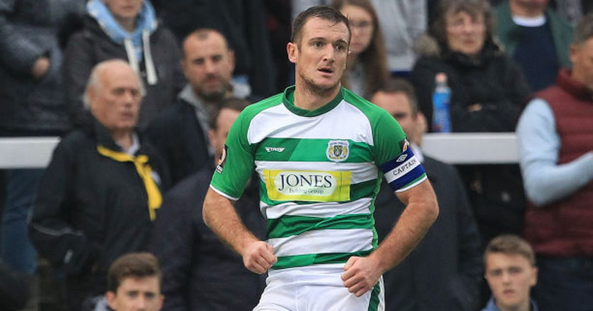 Update: Footballer, Lee Collins was found hanging in his hotel room, inquest hears
