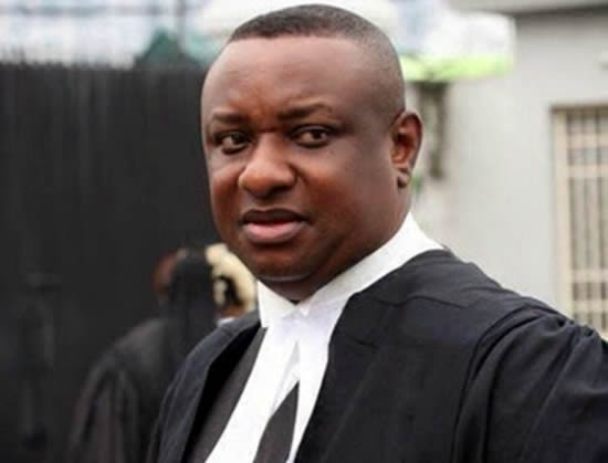 He is dutifully performing his roles but they want him to rebel against his boss - Festus Keyamo replies Nigerians describing Osinbajo as being