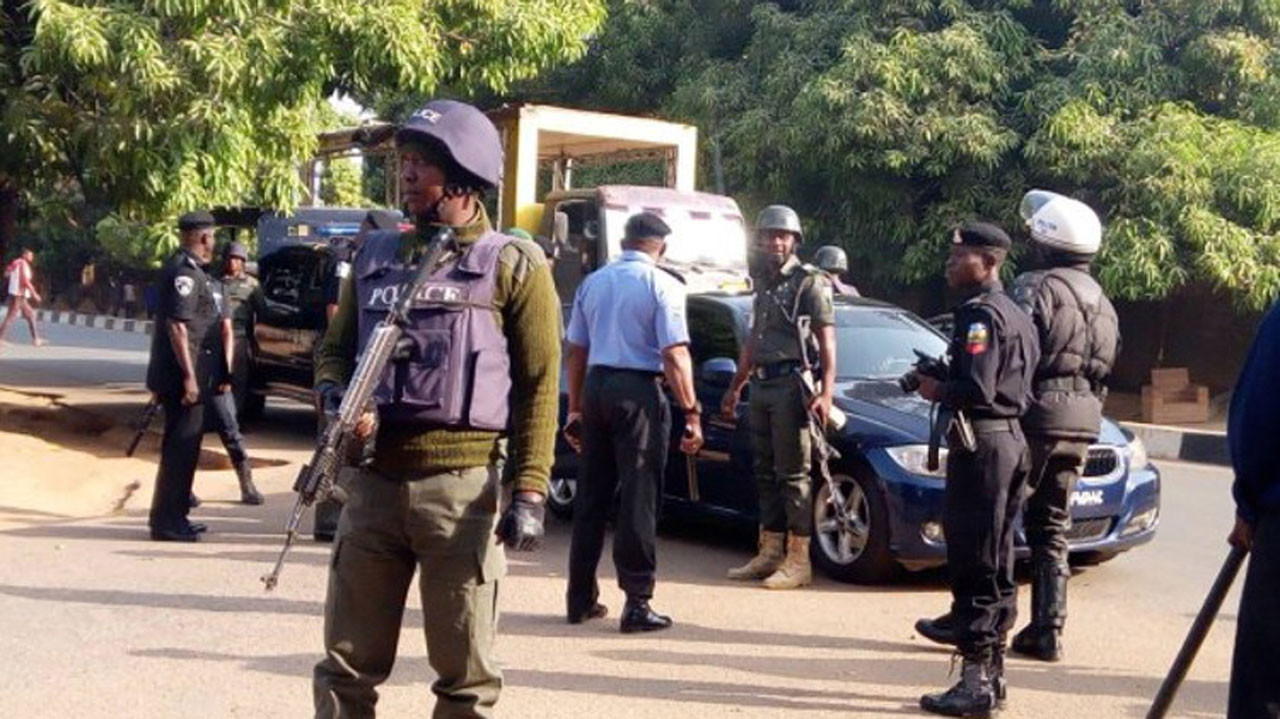 Two policemen injured in yet another attack on a police station in Imo