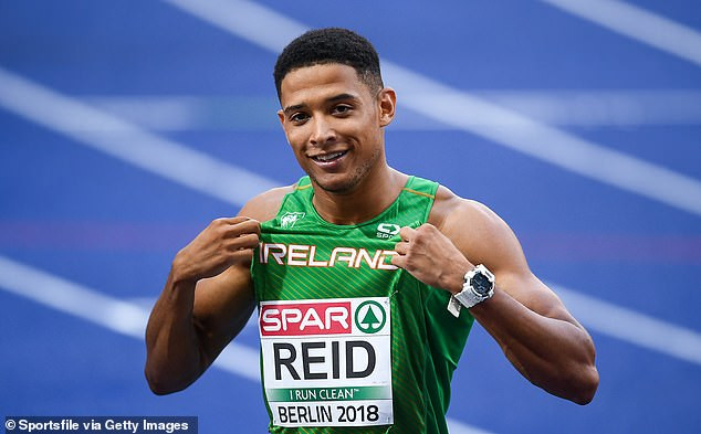 Sprinter, Leon Reid charged with conspiracy to supply cocaine, possession of firearms and money laundering