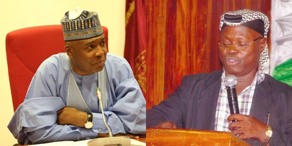 Saraki-led Senate frustrated government?s efforts to bring insecurity to a halt - MURIC