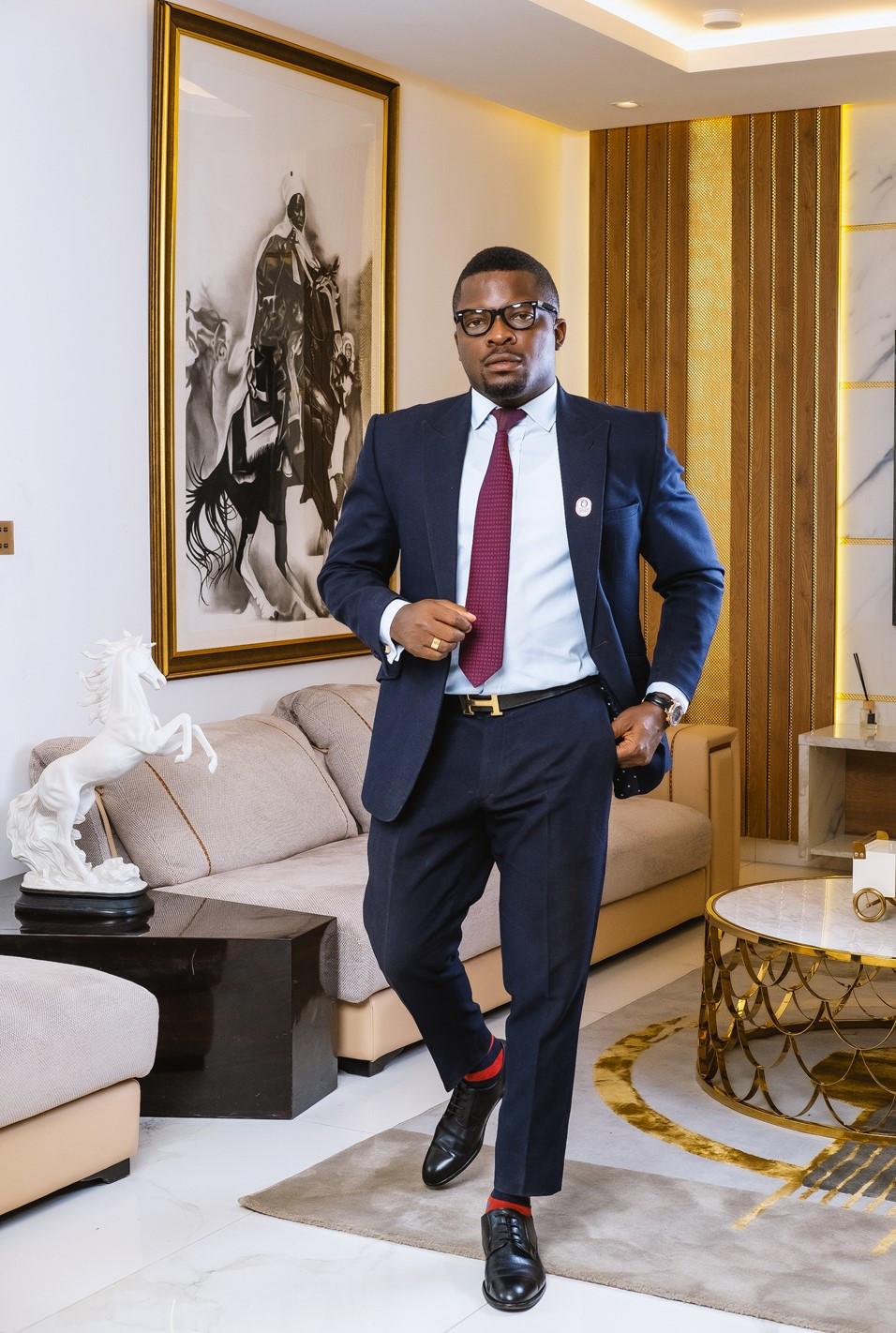 Sujimoto?s CEO - Sijibomi Ogundele @ 40: How An Agege Boy Built A Multi Billion Naira Empire