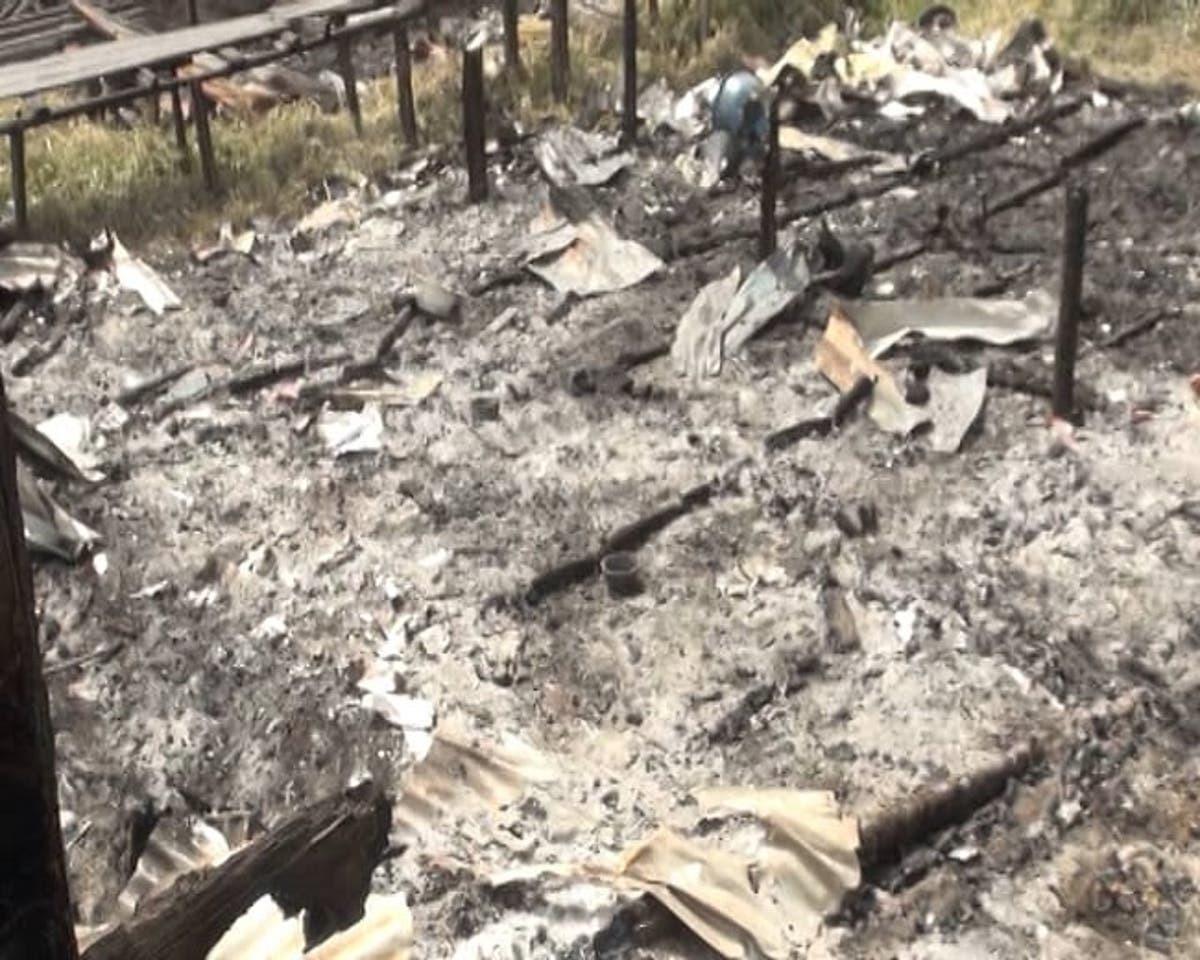 Gunmen attack Ondo community, raze 15 houses