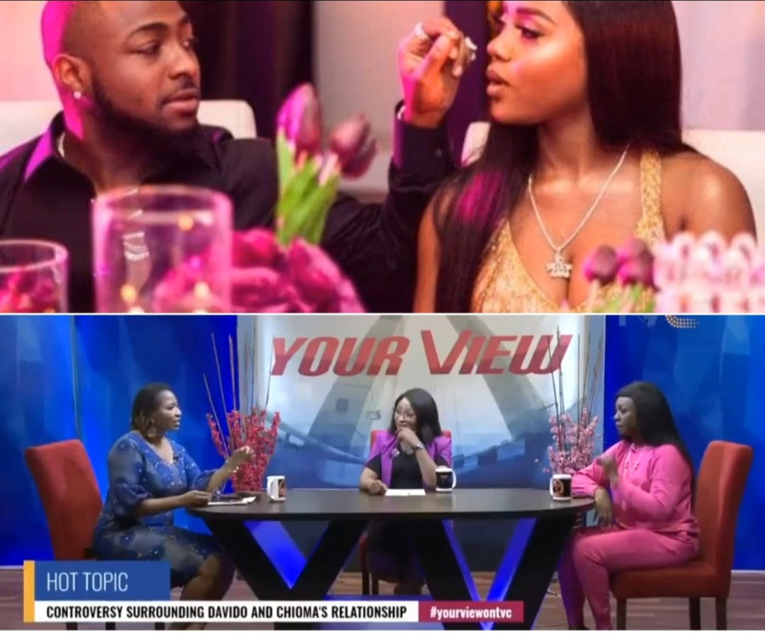 I don?t know any parent that will be happy to see their child leave university and follow man - Talkshow host, Morayo Afolabi-Brown defends co-host, Beecee who was bashed over her comments about Chioma